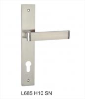 Fashion Style Large Size 85mm Zinc Alloy Handle Lock (L685 H10 SN)