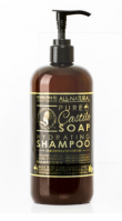 Castile Soap Shampoo � Unscented