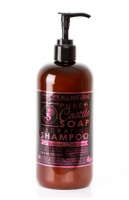 Castile Soap Shampoo  Unscented
