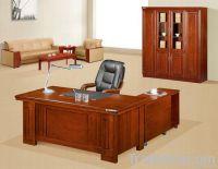 Midsize Office Table ( Straight Edge)