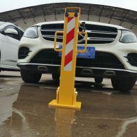 Metal steel Car parking lock steel removable street bollards road protection bollards