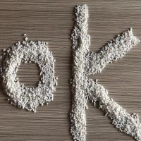 Natural 30% Glass Fiber Reinforced GF30 PA66 Nylon 66 Granule