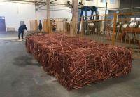 palatalized purity copper wire scrap 99.99%, Copper Scrap, Mill berry Copper factory price