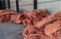 BEST Purity 99.99% Purity Copper Wire scrap/mill berry copper wire scrap