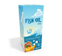 Fish Oil Peach Syrup