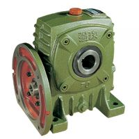 WPA cast iron input shaft speed reducer motor unit