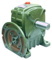 WP type cast iron gearbox