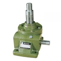 WSH type worm screw jack speed reducer unit