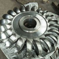 Pelton turbine, hydro turbine parts
