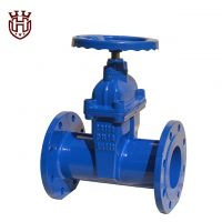 DIN3352-F5 Non Resilient Seated Gate Valve