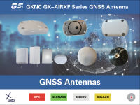 GK-AIRXF Series GNSS Antenna