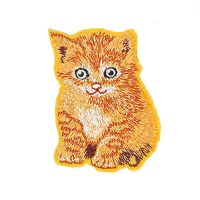 Fabric Embroidery Patches Custom