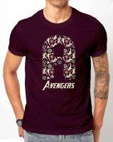 Avengers Half Sleeve T-shirts
