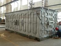furnace shell