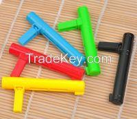 Bulk Wholesale Blank Unscented Refill Vent Stick Car Air Freshener 5 Color for Option