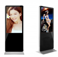qeoyo Interactive 42 inch all-in-one digital vertical query touch advertising LED screen machine
