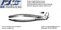 Tooth Extraction Forceps