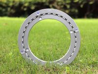 10 inch Silent No Noise Lazy Susan Round Rolling Display Rack Rotary Turntable Bearing Swivel Plate