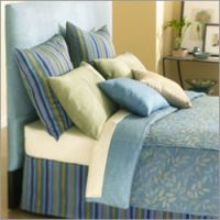 Bedding Set with Duvet Cover, Standard Pillow Sham and Euro Pillow Sha