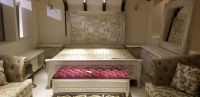 Chalk Finish Bed