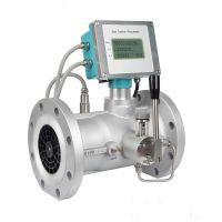 Factory price digital RS485 smart gas turbine flowmeter