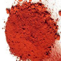 Iron trioxide Fe2O3 red colour