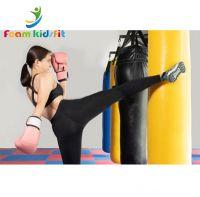 Custom logo  boxing punching bag sandbag power strength training