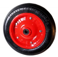 Tubeless Wheelbarrow Wheel 350*80 - Rubber bushing