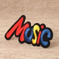 Music Cool Patches