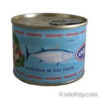 Canned Tuna In Soybean Oil