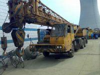 used crane TADANO 30T