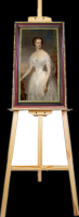 screen portrait digital for funeral home use slideshow