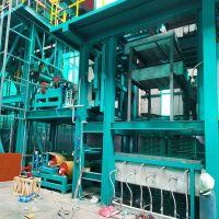 Production Line of Color Steel Sheet (90m/min)