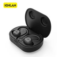 IPX7 Touch Control TWS earbuds with Earhook for sports