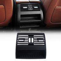 Rear Fresh Air Conditioner Vent Outlet Grille For BMW 5 Series