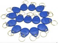Waterproof EM4200 / EM4305 EM Proximity RFID Keyfob / Key Transponder
