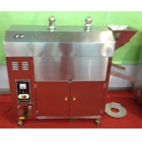 Commercial drum rotary peanut roasting machine /walnut Roaster /Nut Ro