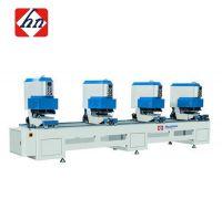 Four Head PVC Profile Seamless Welding Machine