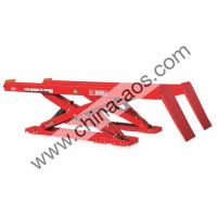 Ultra ThinPulley scissor lift