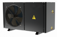 air source water heat pump for home heating and Cooling