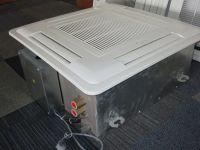 4-way cassette fan coil unit manufacture ceiling type FCU