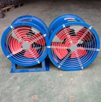 T35 axial flow fan for air conditioner system