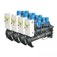 modular water source water chiller  for cooling