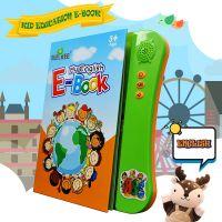 kids learn english kids talking board books sound book