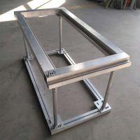 Double Layer Equipment Pedestal