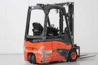 Linde electric 3-wheel forklift