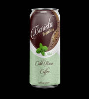 Barista - Premium Cold Brew Coffee