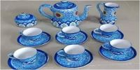 Ceramic Traditional Hala Tea Set