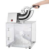 WF-A109E Acrylic Snow Cone Machine Commercial