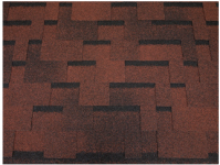 Bitumen Shingles RoofShield Family Eco Light Modern Cut